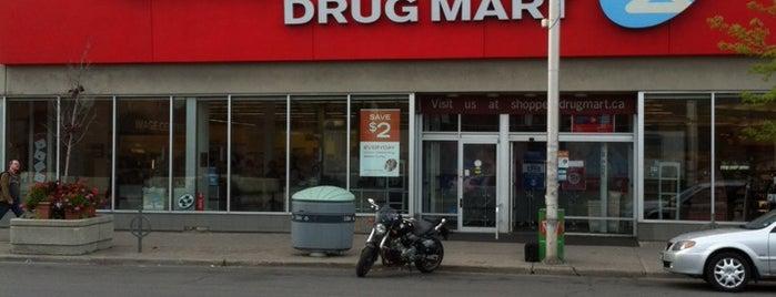 Shoppers Drug Mart is one of Amaya'nın Beğendiği Mekanlar.