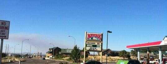 Maverik Adventures First Stop is one of สถานที่ที่ Ray ถูกใจ.