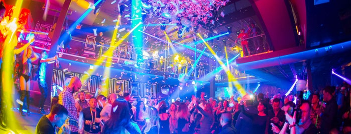 Amadeus Nightclub is one of Tempat yang Disimpan Saul.