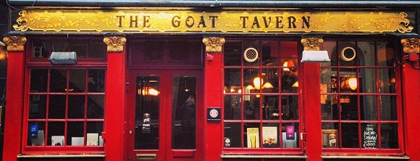 The Goat Tavern is one of Gespeicherte Orte von Sevgi.