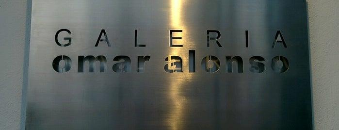Galeria Omar Alonso is one of Erin : понравившиеся места.