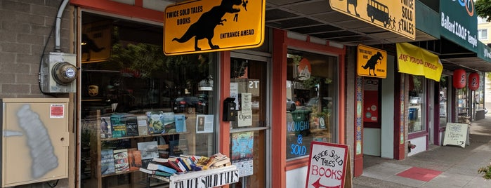 Twice Sold Tales is one of Seattle - Books!.