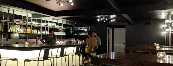 Small Bar is one of สถานที่ที่ Marc ถูกใจ.