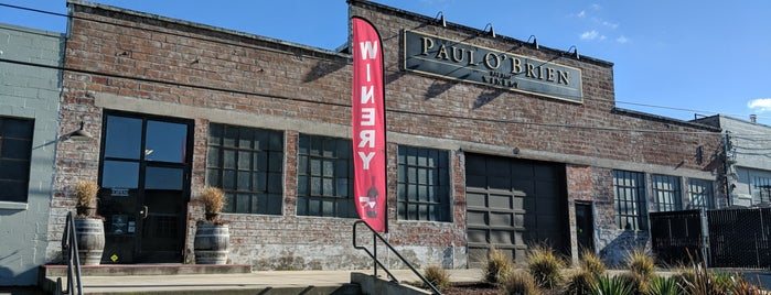 Paul O'Brien Winery is one of Wineries.