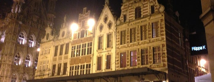 Notre Dame Quasimodo is one of LEUVEN · Restaurants & Snacks.