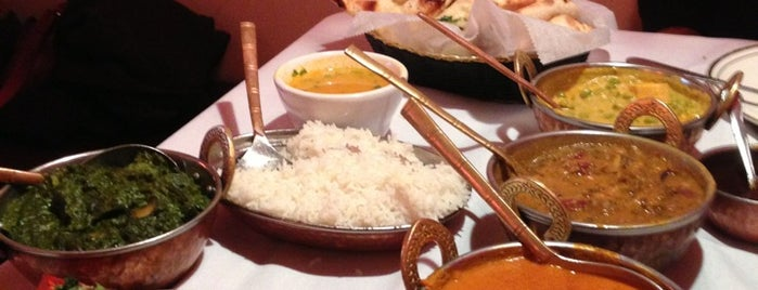Jaipur Indian is one of Unofficial Chicago Michelin Bib Gourmands.