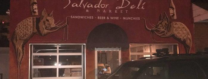 Salvador Deli is one of Clt food.