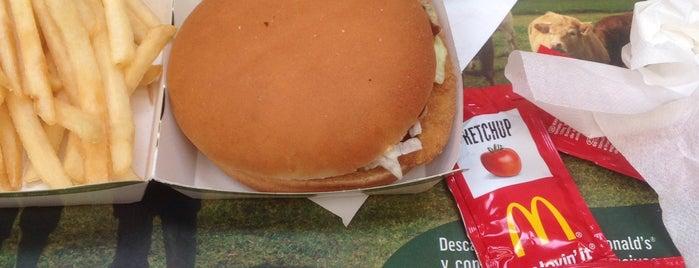 McDonald's is one of iamedw'in Kaydettiği Mekanlar.