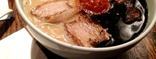 Ippudo is one of NYC Restaurant Master List.