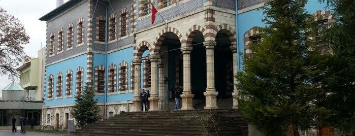สถานที่ที่บันทึกไว้ของ Gönül