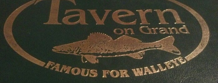 Tavern on Grand is one of Bite Squad Delivers (St. Paul).