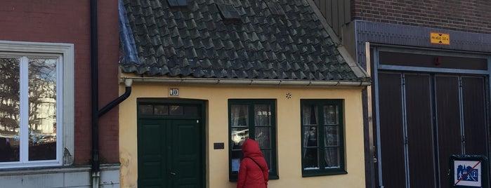 Ebbas hus is one of Malmö.