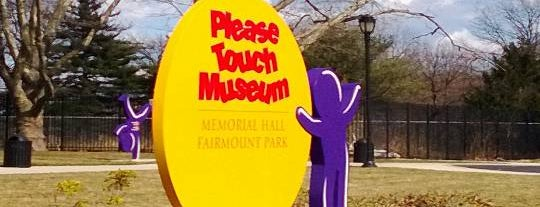 Please Touch Museum is one of It's Always Sunny in Philly!.