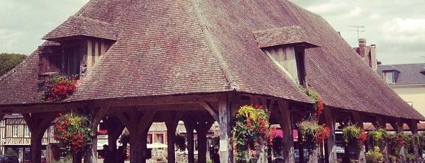 Lyons-la-Forêt is one of Les plus beaux villages de France.
