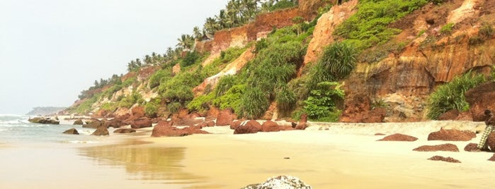 Varkala Beach is one of Incredible India.