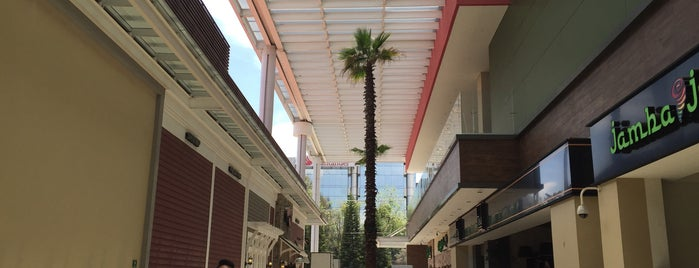 Patio Santa Fe is one of Shopping Malls CDMX.