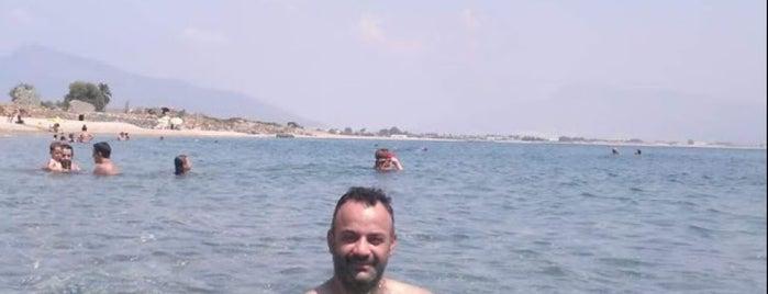 Anamur İskele is one of Akdeniz'in en güzel 10 sahil kasabası.
