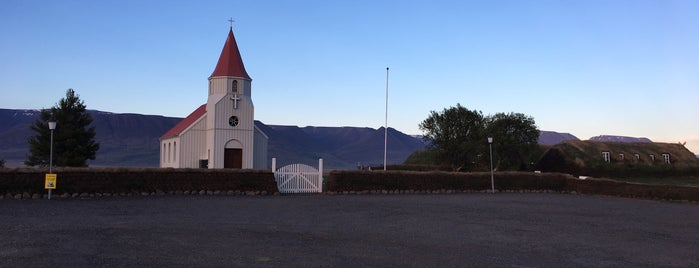 Glaumbær is one of Iceland.