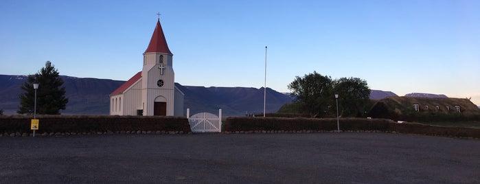 Glaumbær is one of Tempat yang Disukai Migue.