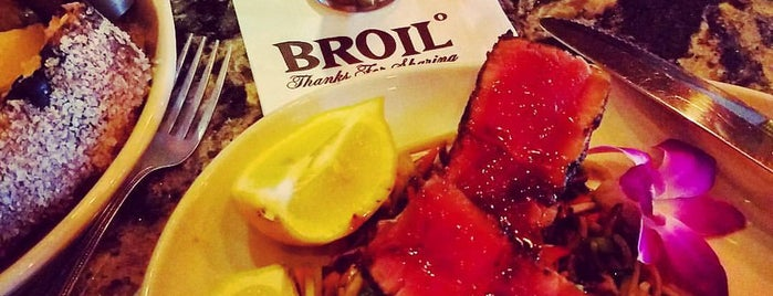Broil is one of Best of Columbia.
