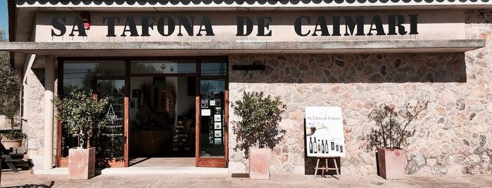 SA TAFONA DE CAIMARI is one of Mallorca.