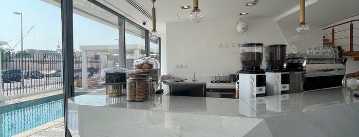 Alchemy Coffee is one of Dubai 2021.