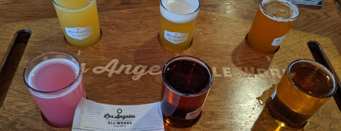 Los Angeles Aleworks is one of LA | South Bay.
