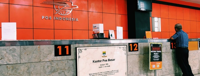 Pos Indonesia is one of Bandung ♥.