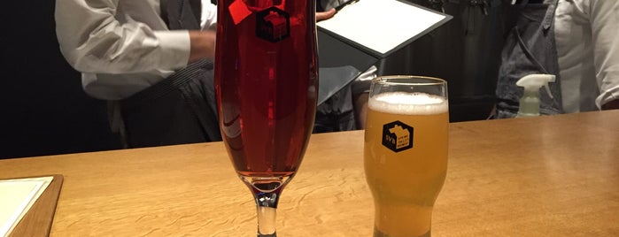 Spring Valley Brewery is one of Lさんのお気に入りスポット.