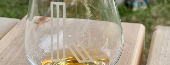 Kinsip Fine Spirits Distillery is one of Pec.