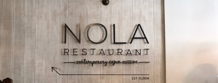 Two Stories : Nola Restaurant & Po Boy Café is one of Paris.