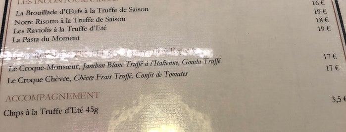Artisan de la Truffe is one of 🇫🇷French👩🏻🍳.