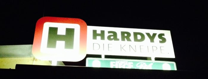 Hardys - Die Kneipe is one of Tatort Rudelgucken.