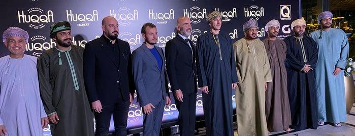 HuQQa Muscat is one of Posti che sono piaciuti a Hakan.