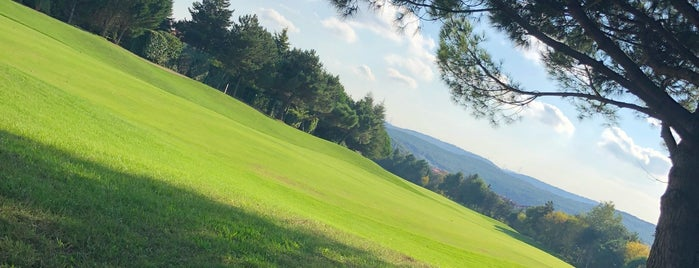 Kemercountry Hayat Otel-Golf-Fitnees Country Club KG&CC is one of Orte, die Bgm gefallen.