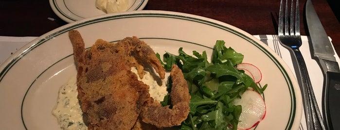 Joe's Seafood, Prime Steak & Stone Crab is one of Locais curtidos por Fran.