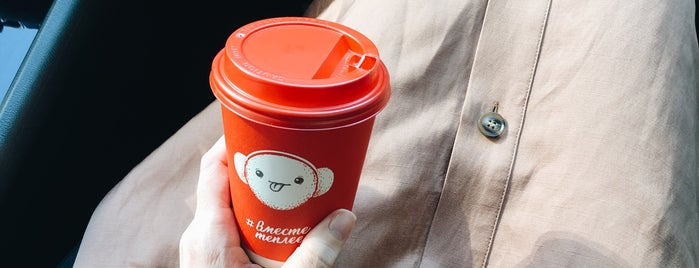 Double B Coffee & Tea is one of สถานที่ที่ Anastasia ถูกใจ.