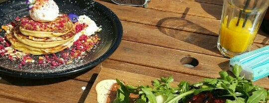 Hello Sunday Cafe is one of Новая Зеландия.