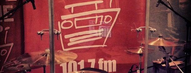 Мультимедиа Холдинг (Наше радио, Радио Jazz, Ultra, НСН, Vintage Records) is one of Posti che sono piaciuti a Karenina.