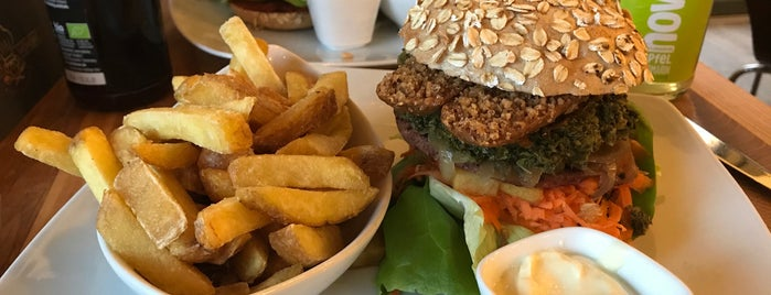Bunte Burger is one of Lunch.