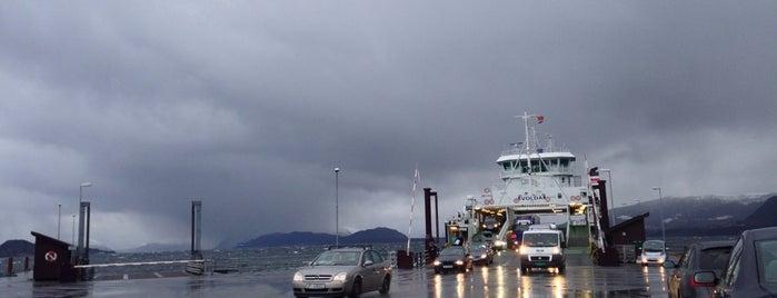 Aursnes fergekai is one of Norge 2019.