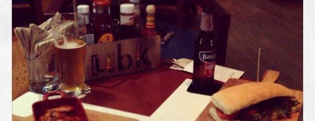 Urban Bar & Kitchen - UBK is one of The A'nın Kaydettiği Mekanlar.