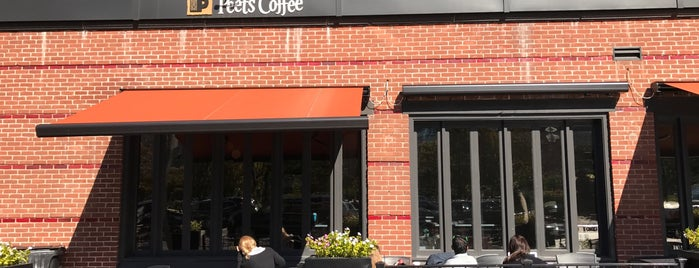 Peet's Coffee is one of Locais curtidos por Sara.