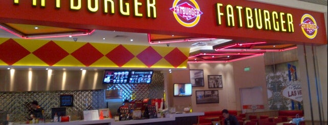 Fatburger is one of Justin : понравившиеся места.