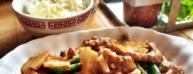 Pure Thai Cookhouse is one of Where to eat in NYC.
