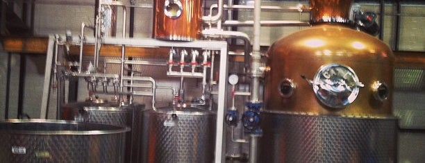 New York Distilling Company is one of NYC Distillery, Winery, and Brewery Tours.