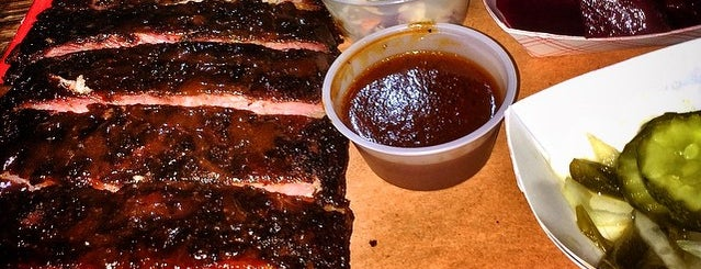 Mable's Smokehouse & Banquet Hall is one of Carnivorism.