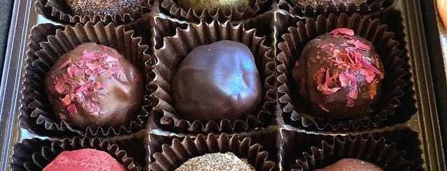 Xocolatti is one of NY Vegetarian Favorites.