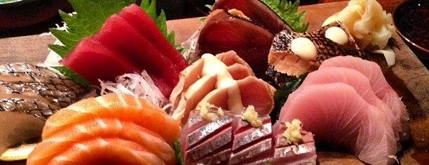 Blue Ribbon Sushi Izakaya is one of NYC Favorites/To-Gos.