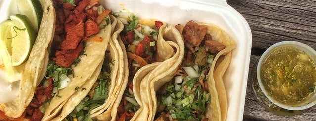Mexican Deli is one of Tacos.